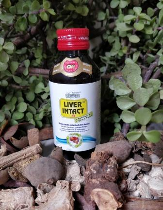 Best Herbal Liver Tonic