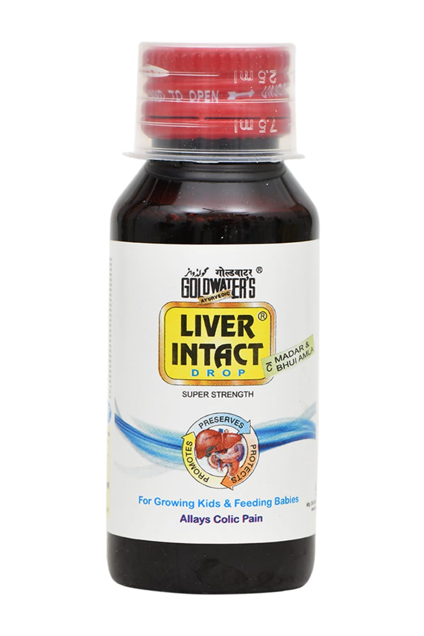 Liver Intact Drop for Babies
