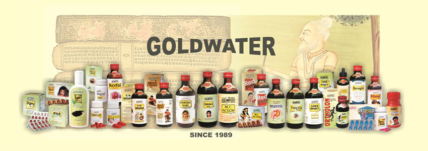 Franchisee/ Stockist/ Chemist offer to sale Goldwater Ayurvedic Medicines