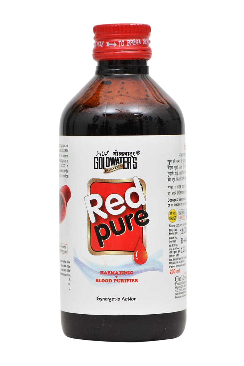 Ayurvedic RED PURE for Anaemia